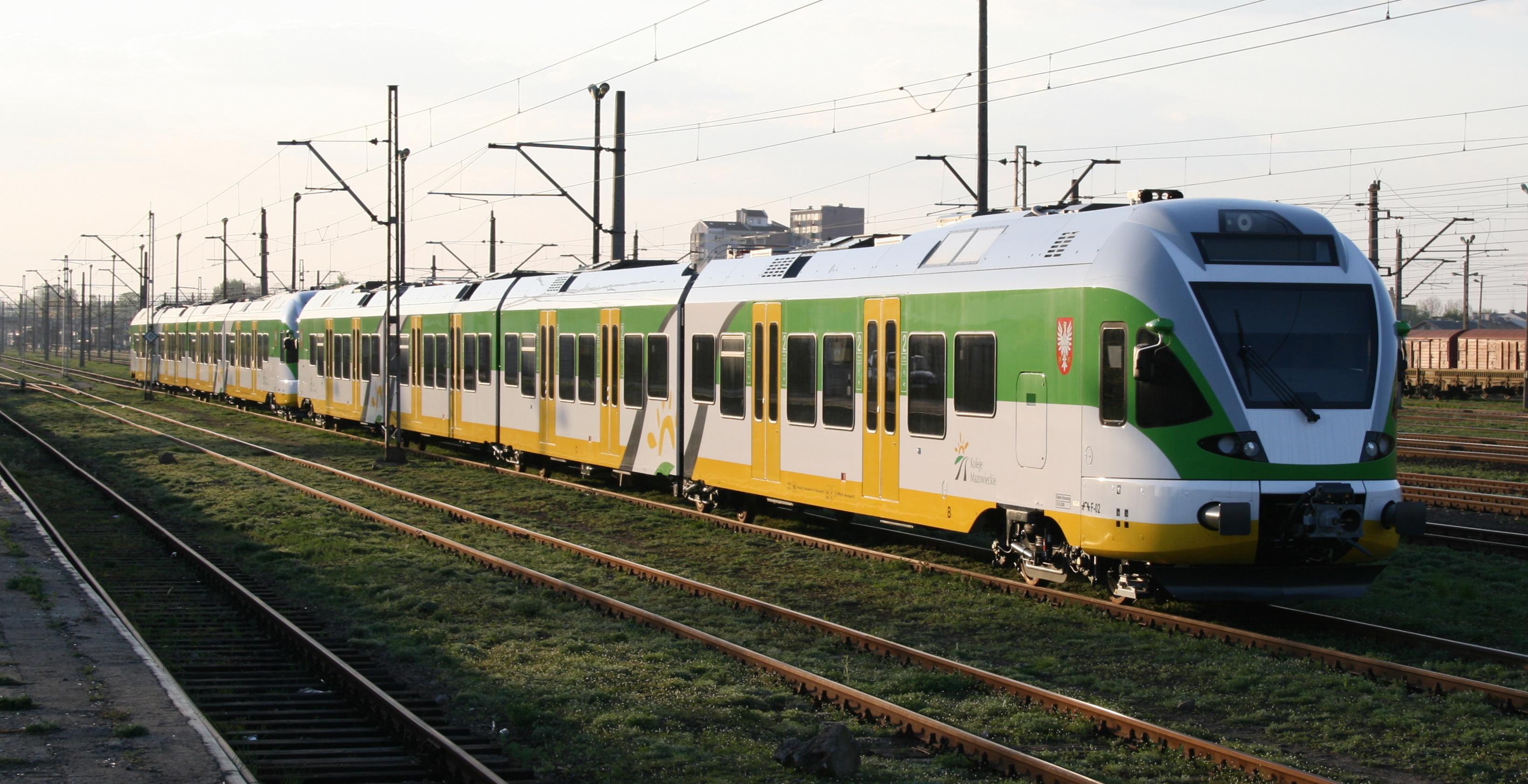 stadler flirt eurobahn puerto