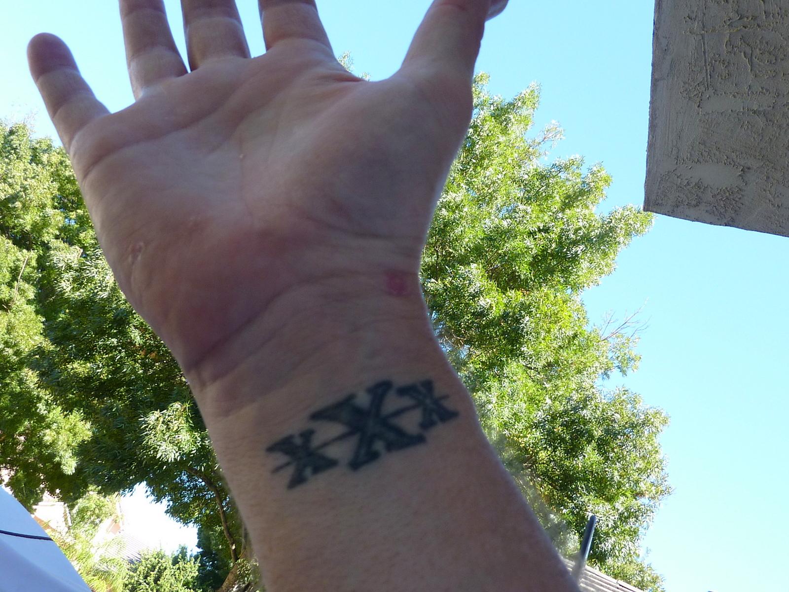Straight Edge Tattoos: File:Straight Edge Tattoo2.jpg