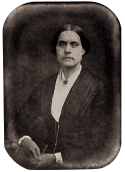 Susan B Anthony, age 36
