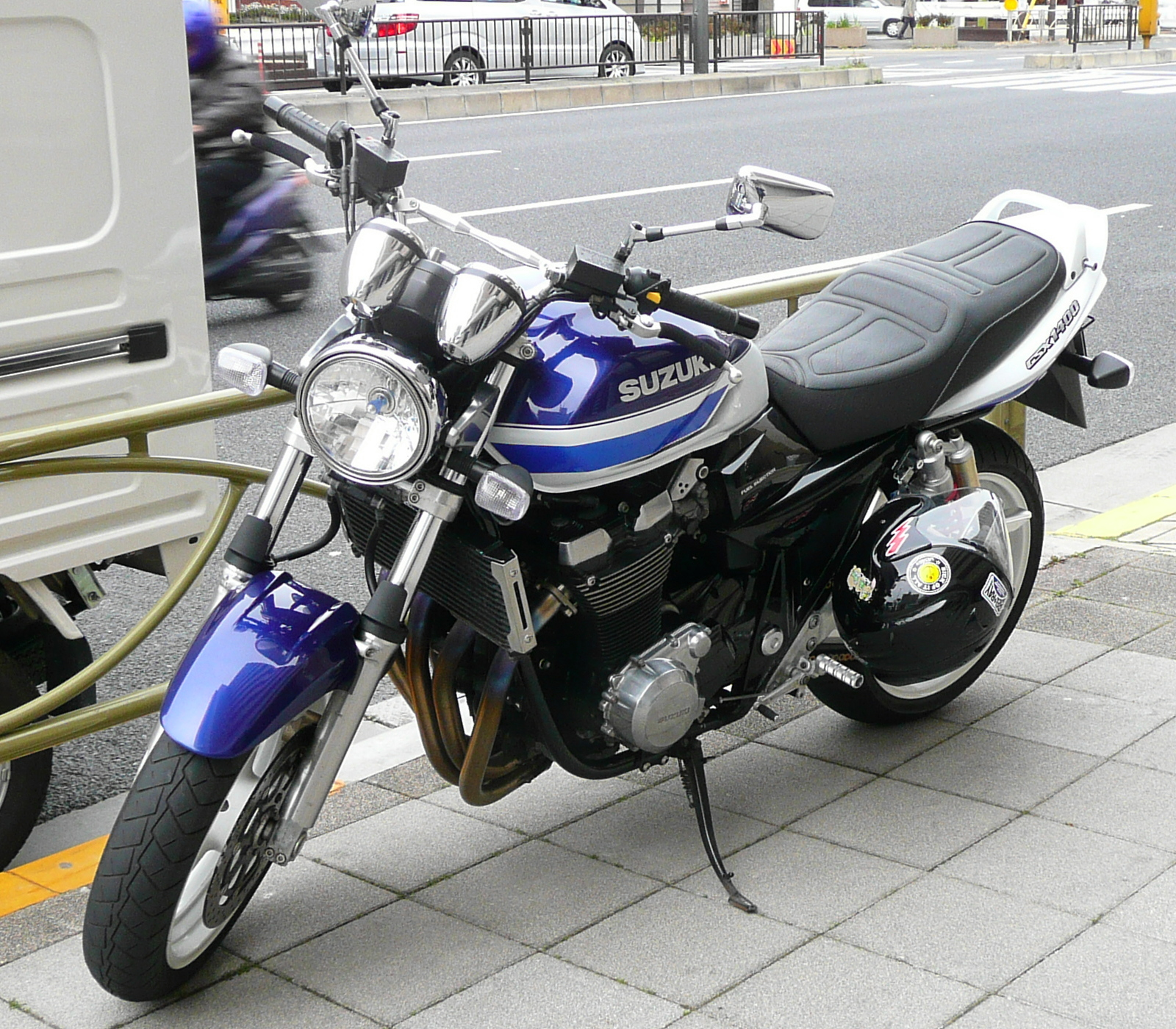 Joe S Suzuki World