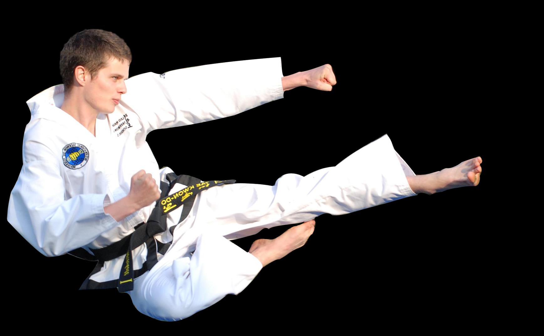 File:Taekwondo kick.jpg - Wikipedia