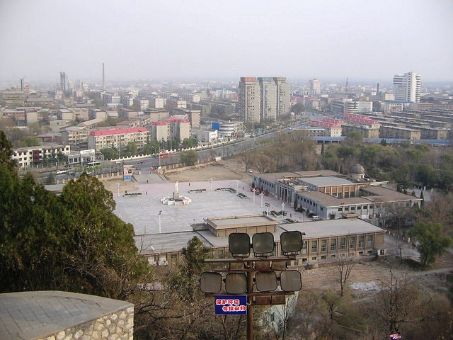 Depiction of Tangshan