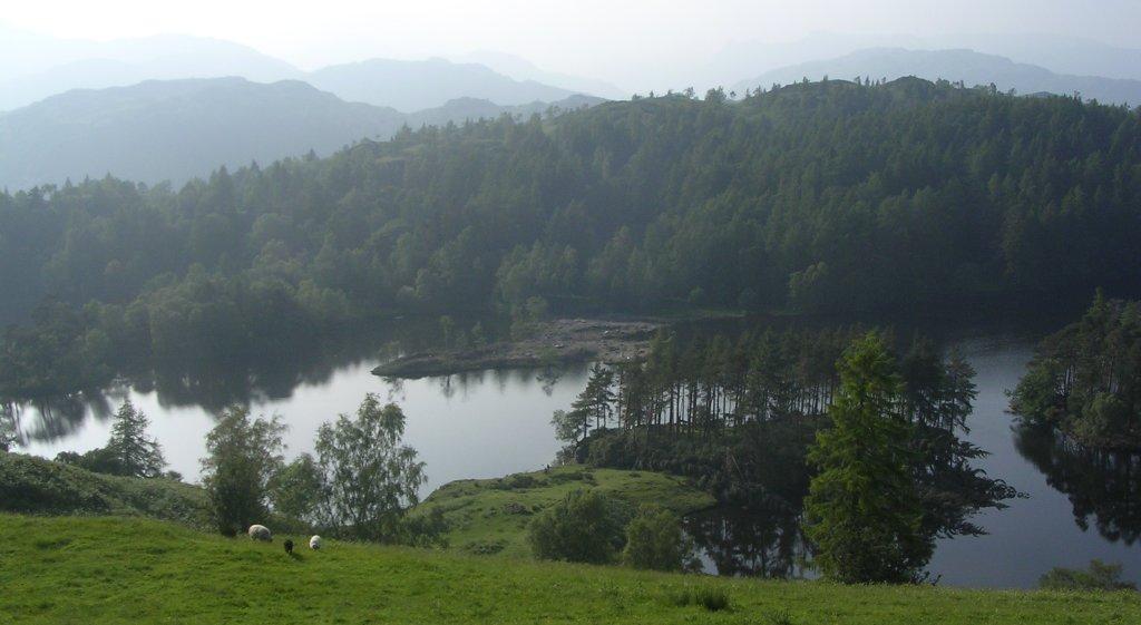 Tarn Hows National Trust Car Park Postcode