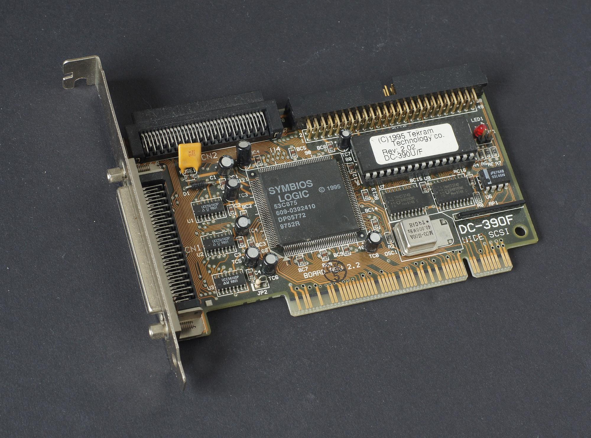 TEKRAM SCSI DRIVERS FOR MAC DOWNLOAD