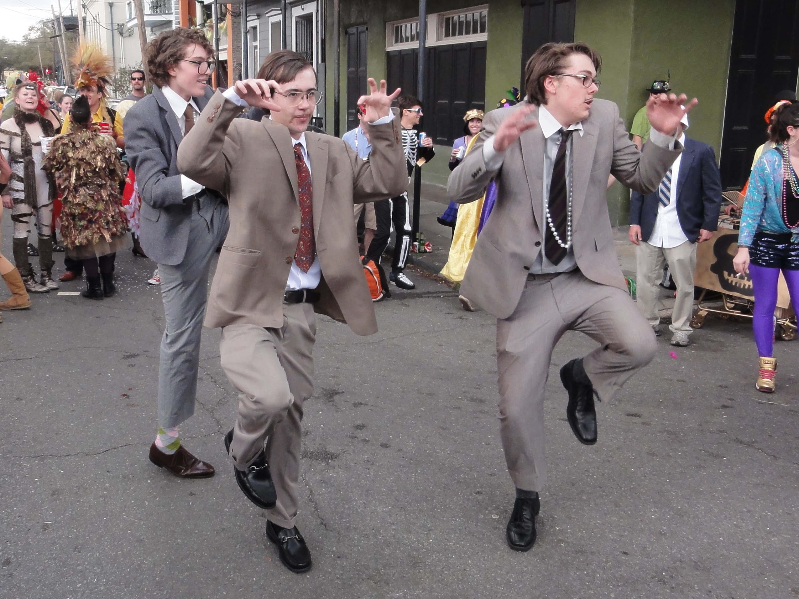 Description The Creep New Orleans Mardi Gras.jpg