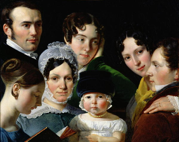 The Dubufe Family in 1820 by Claude-Marie Dubufe.jpg