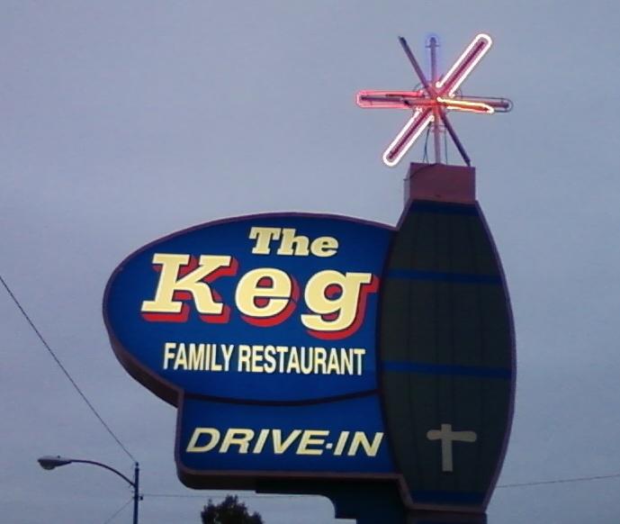 The Keg Restaurant Vernon Bc