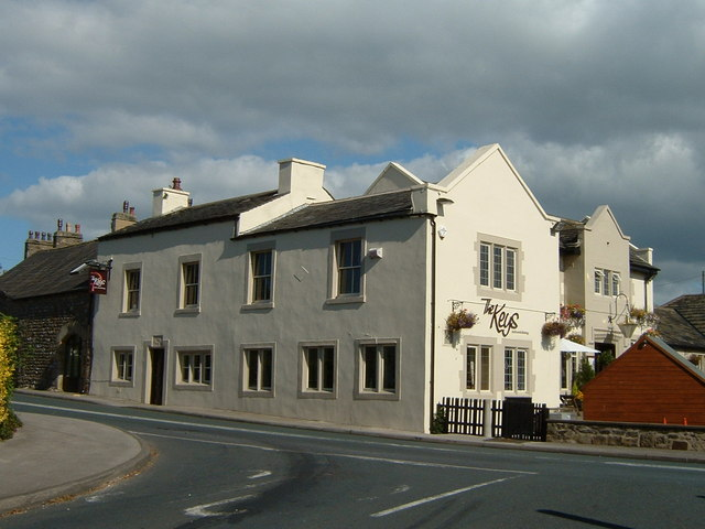 Plik:The Keys pub, Slyne-with-Hest - geograph.org.uk - 1500580.jpg