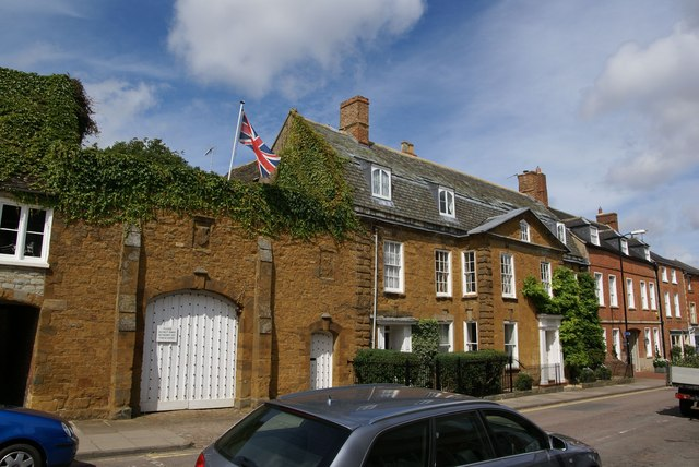 The Manor House, Shipston on Stour - geograph.org.uk - 1443708
