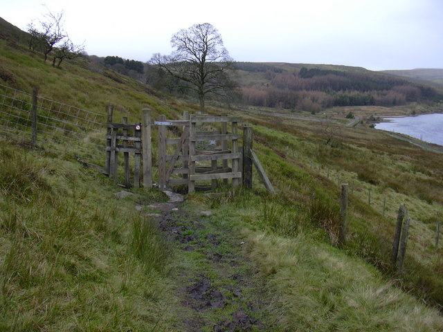 The Rossendale Way - geograph.org.uk - 1054228