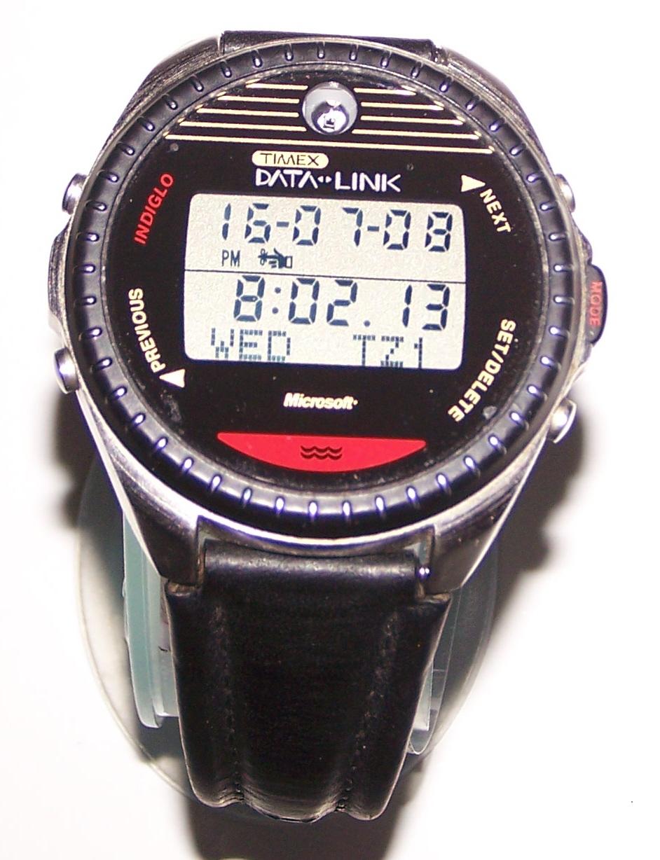 timex data link 150 manual