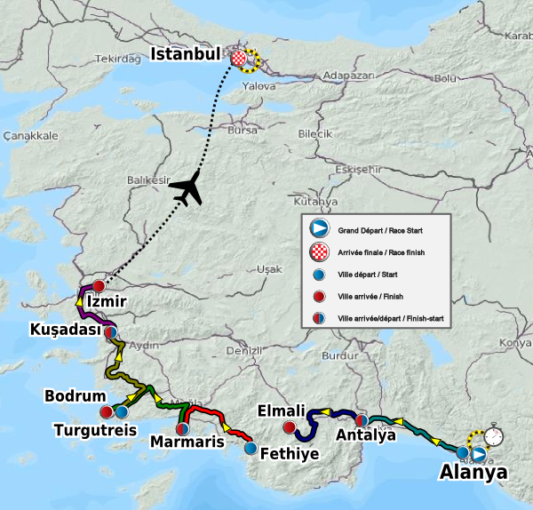 Tour Of Turkey  Cycling
