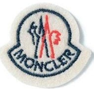 The logo of Moncler
