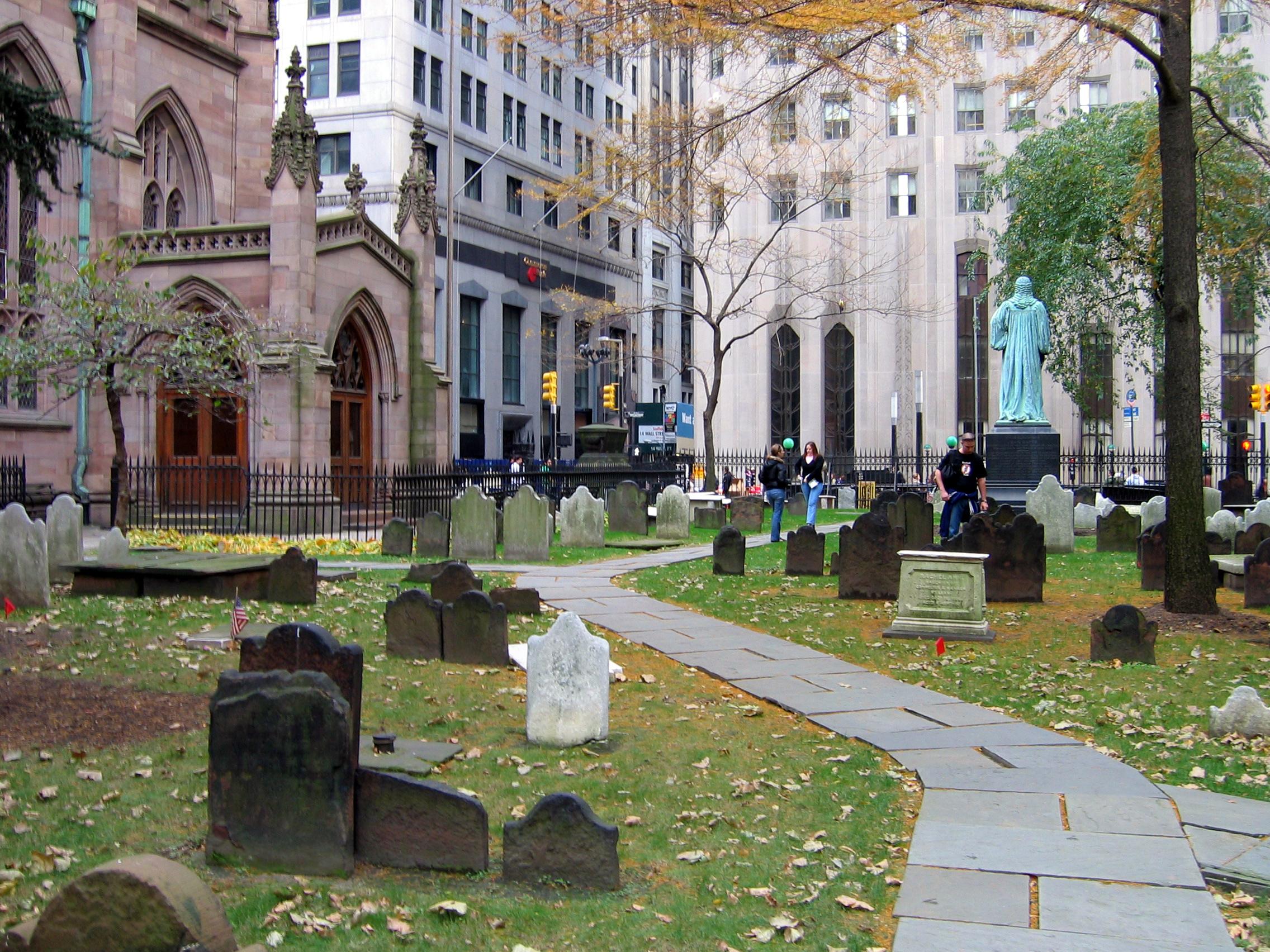 City Cemetery New York City
