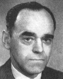 Trygvi Samuelsen Faroese lawyer (1907-1985)