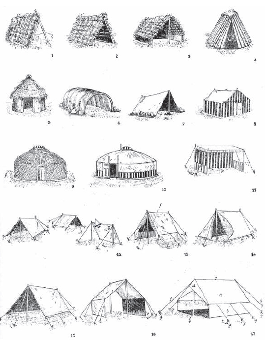FileTypes of tents.jpg  sc 1 st  Wikimedia Commons & File:Types of tents.jpg - Wikimedia Commons