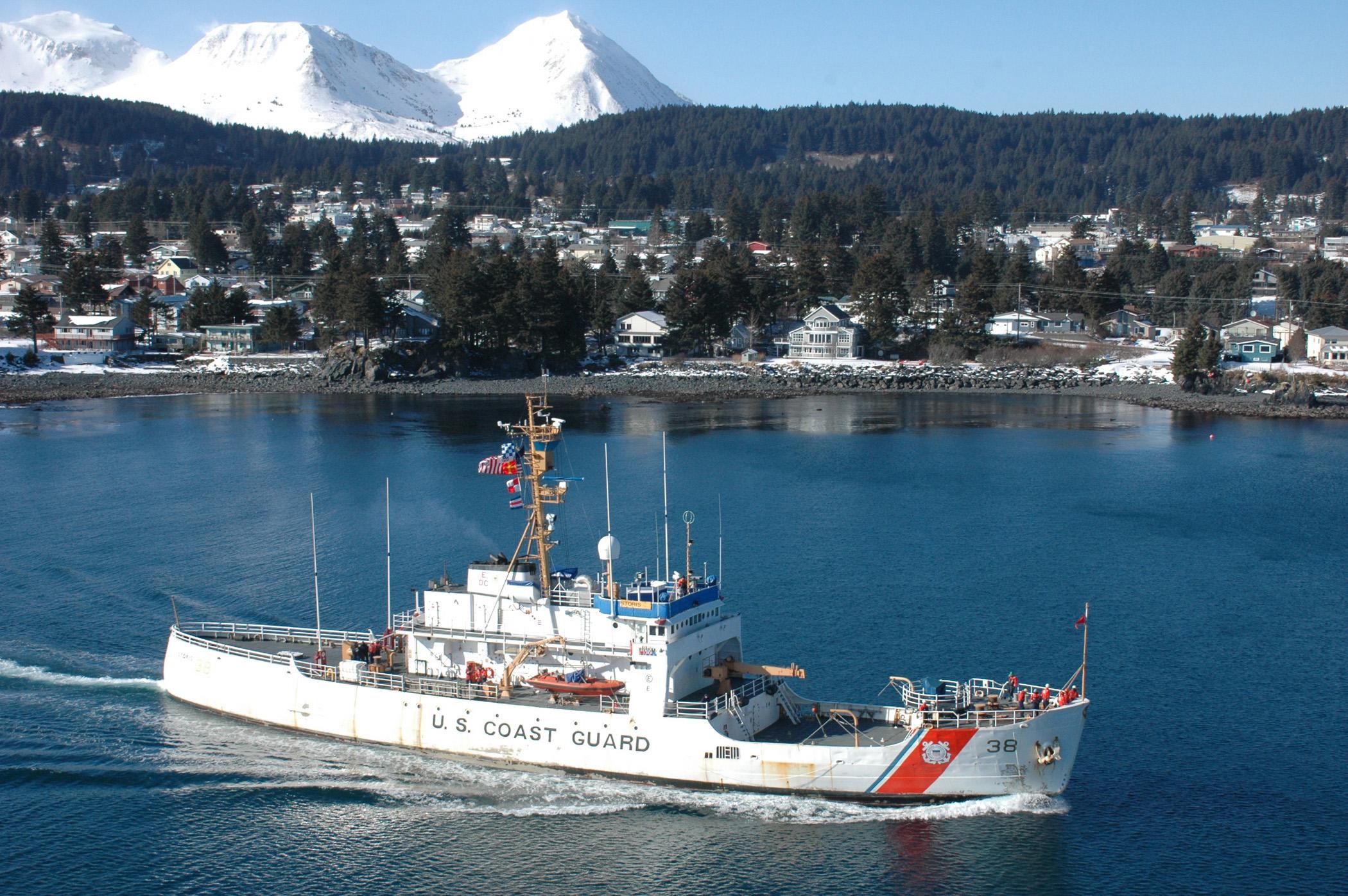 USCGC Storis (WMEC-38) - Wikipedia