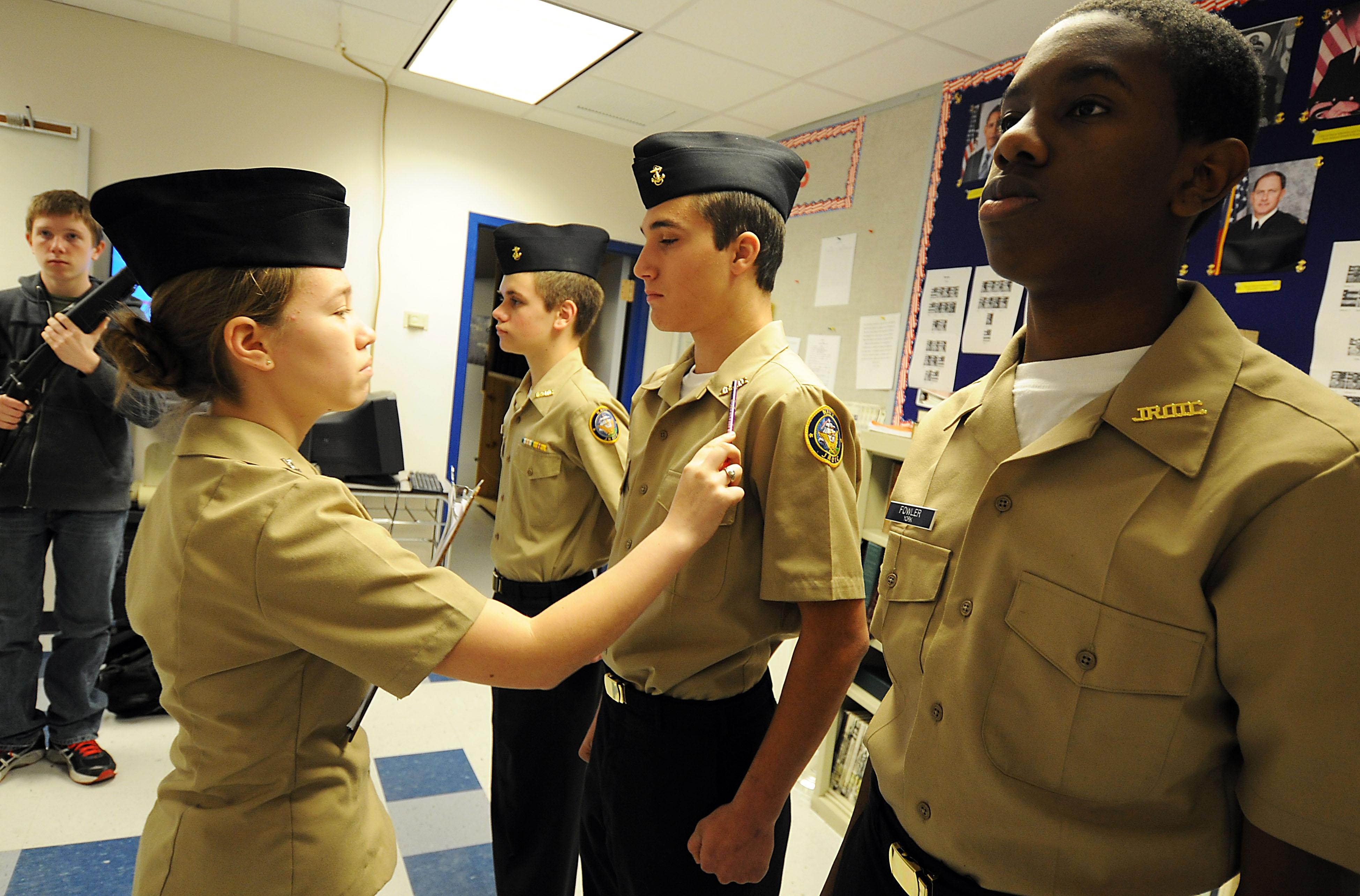 Us Navy Uniform History