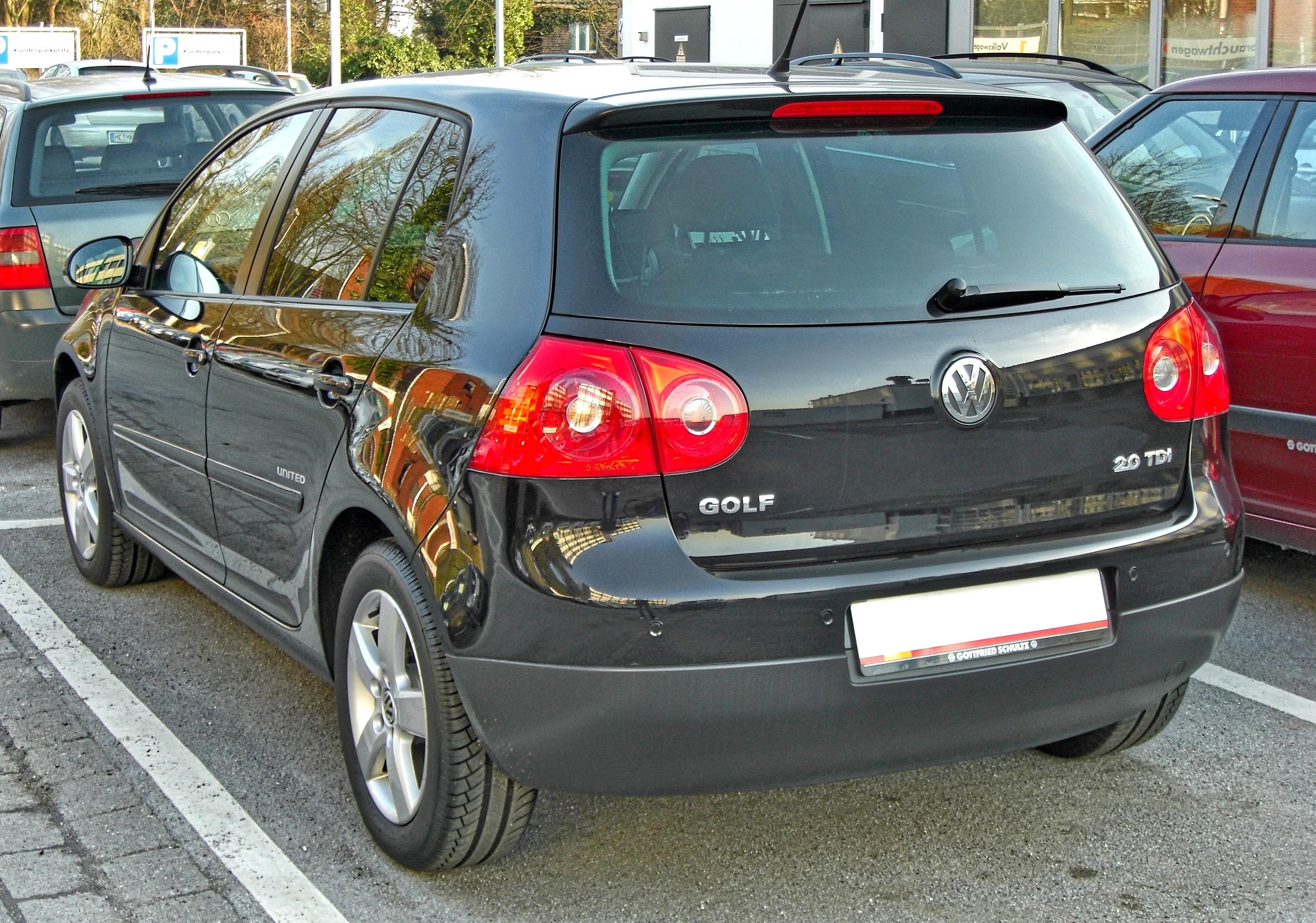 VOLKSWAGEN Golf V GTI 5 Doors - 2004, 2005, 2006, 2007, 2008 ...