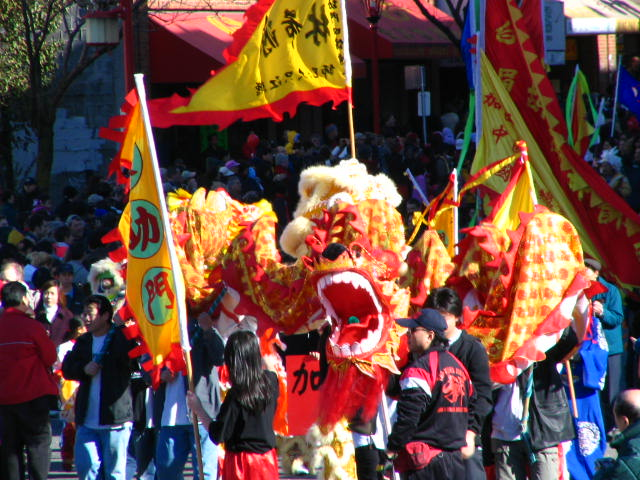 Image result for chinese new year parade