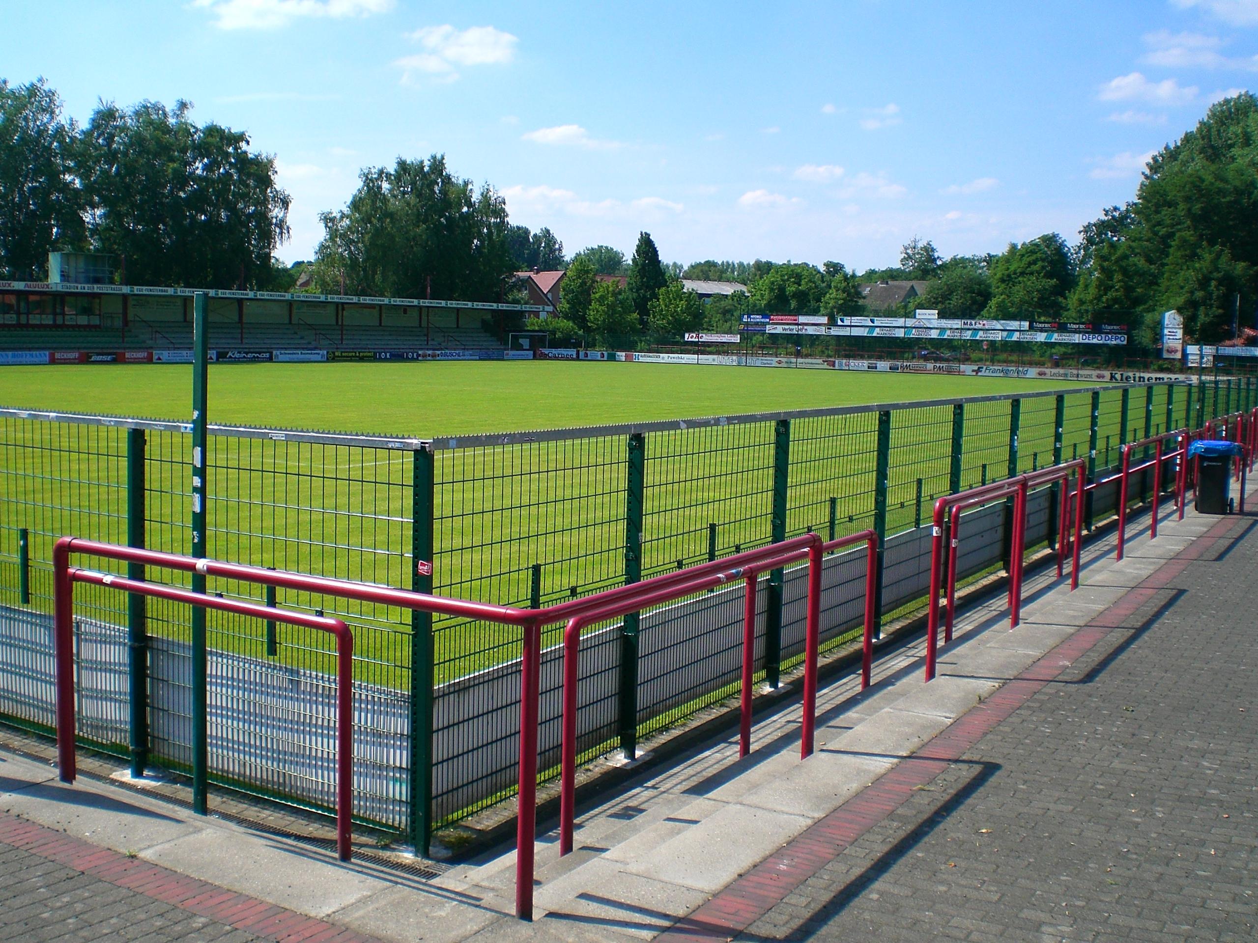 Stadion an der Poststraße - Quelle Wikipedia