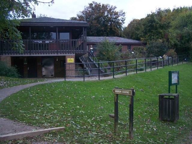Visitor Centre for Capstone Country Park - geograph.org.uk - 1014993