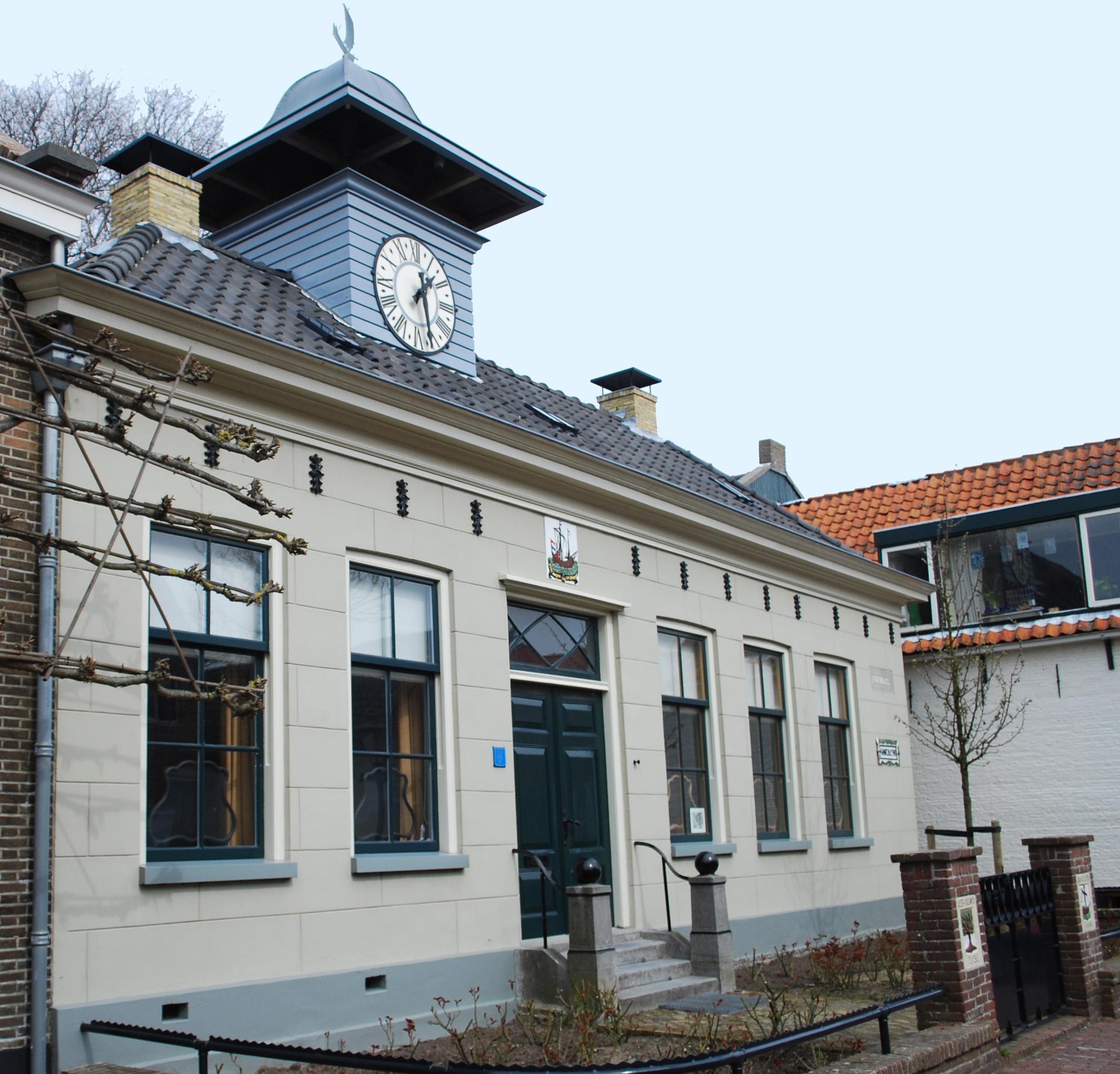Raadhuis Van Vlieland Wikipedia