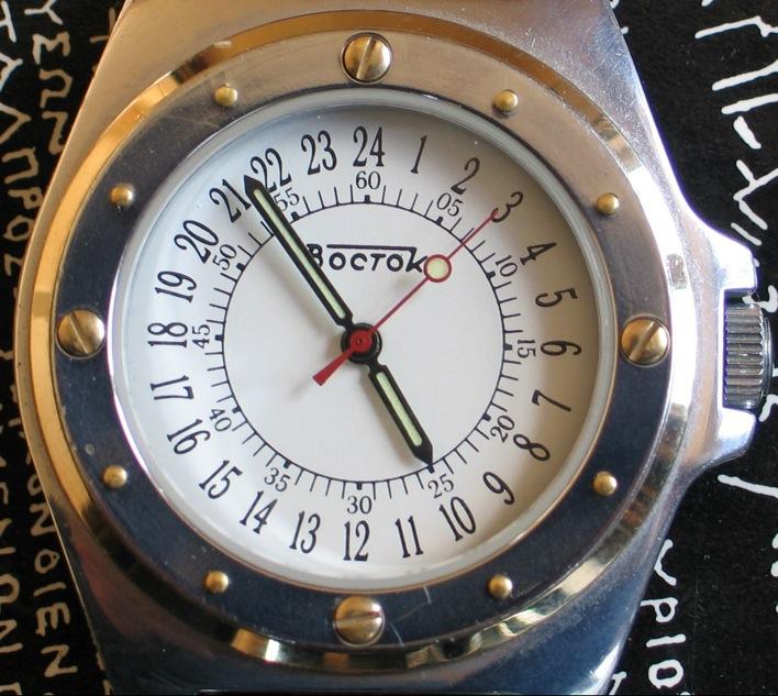 45fcb5531ec Vostok (relojes) - Wikipedia
