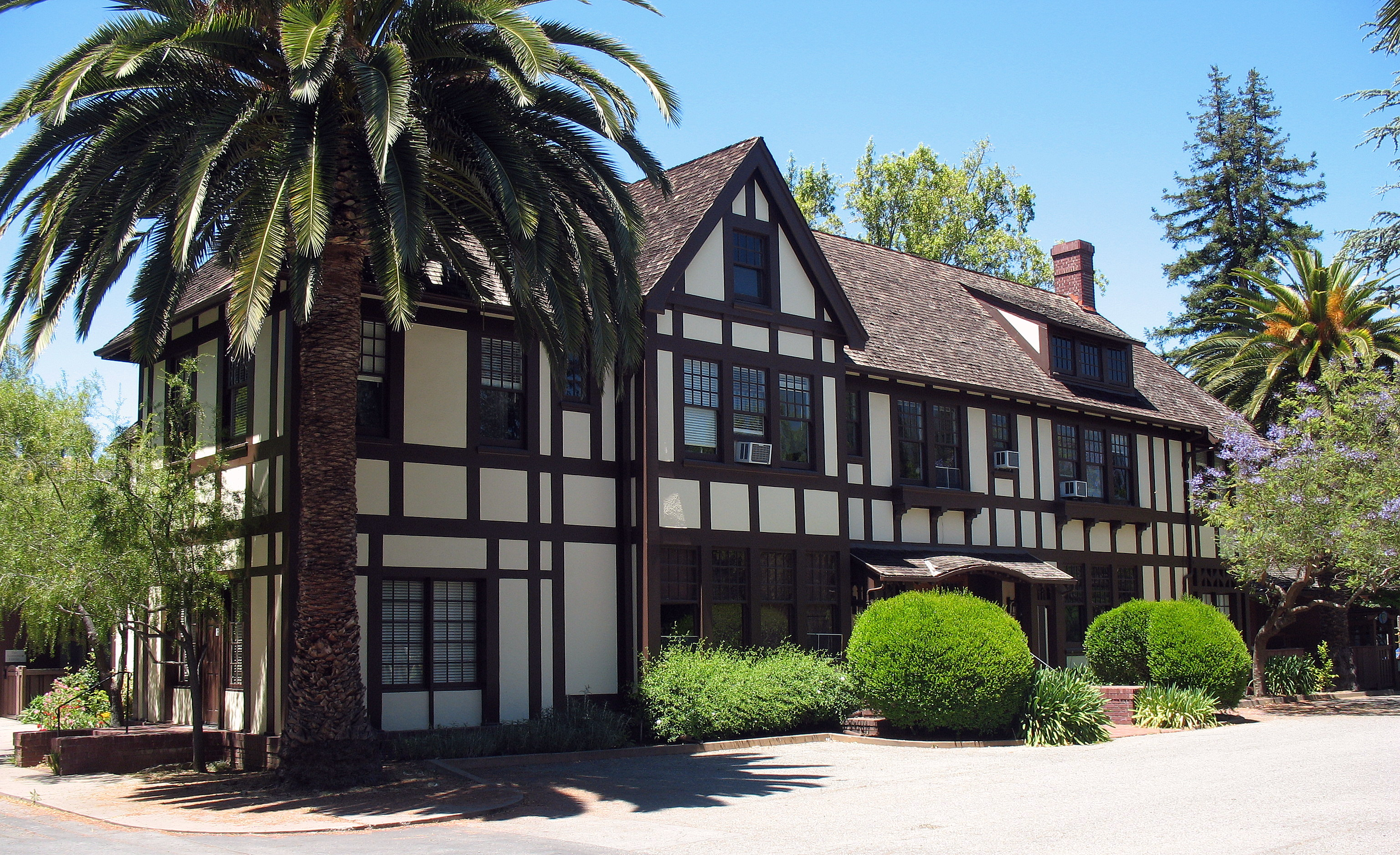 City Palo Alto Green Building