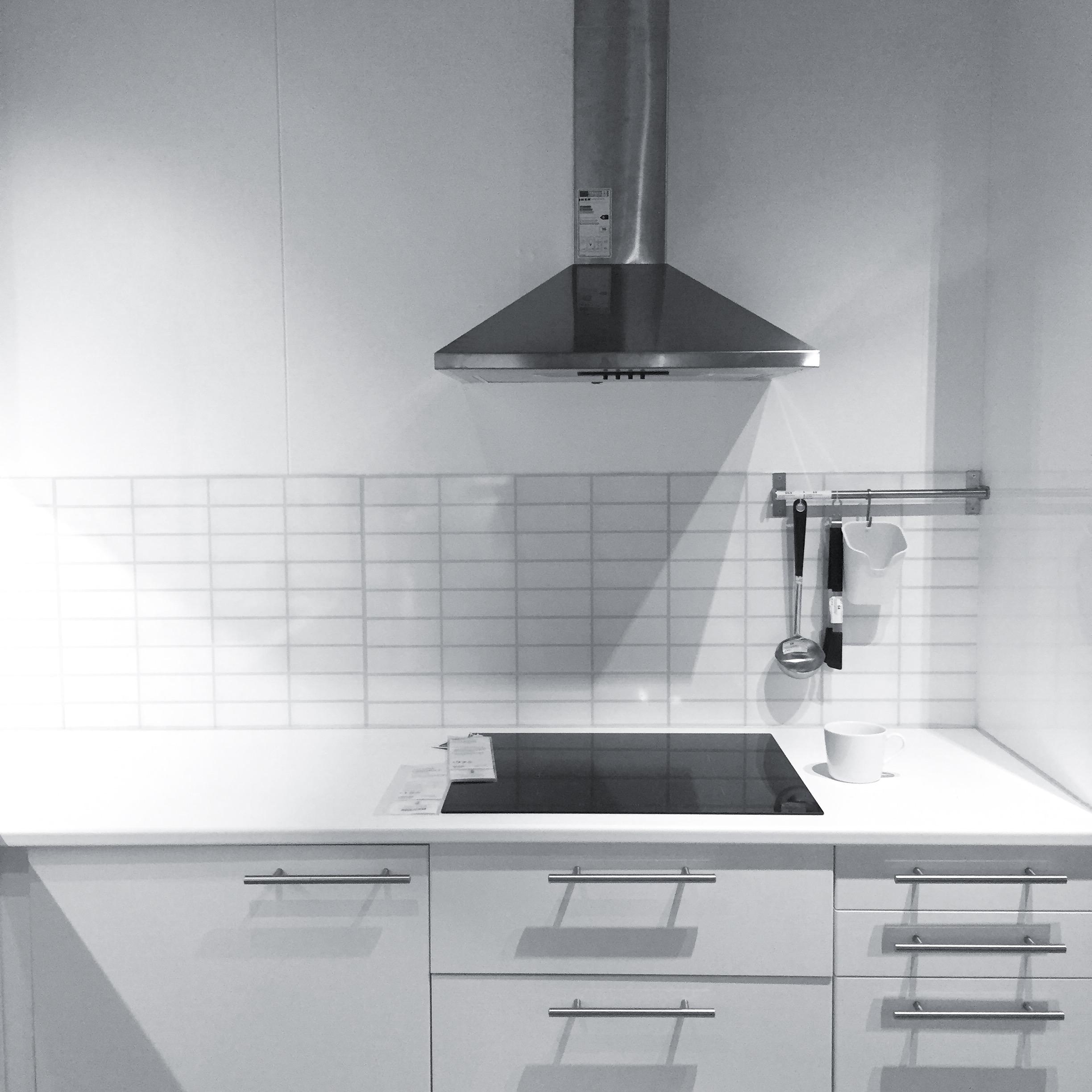 Black Kitchens Are The New White