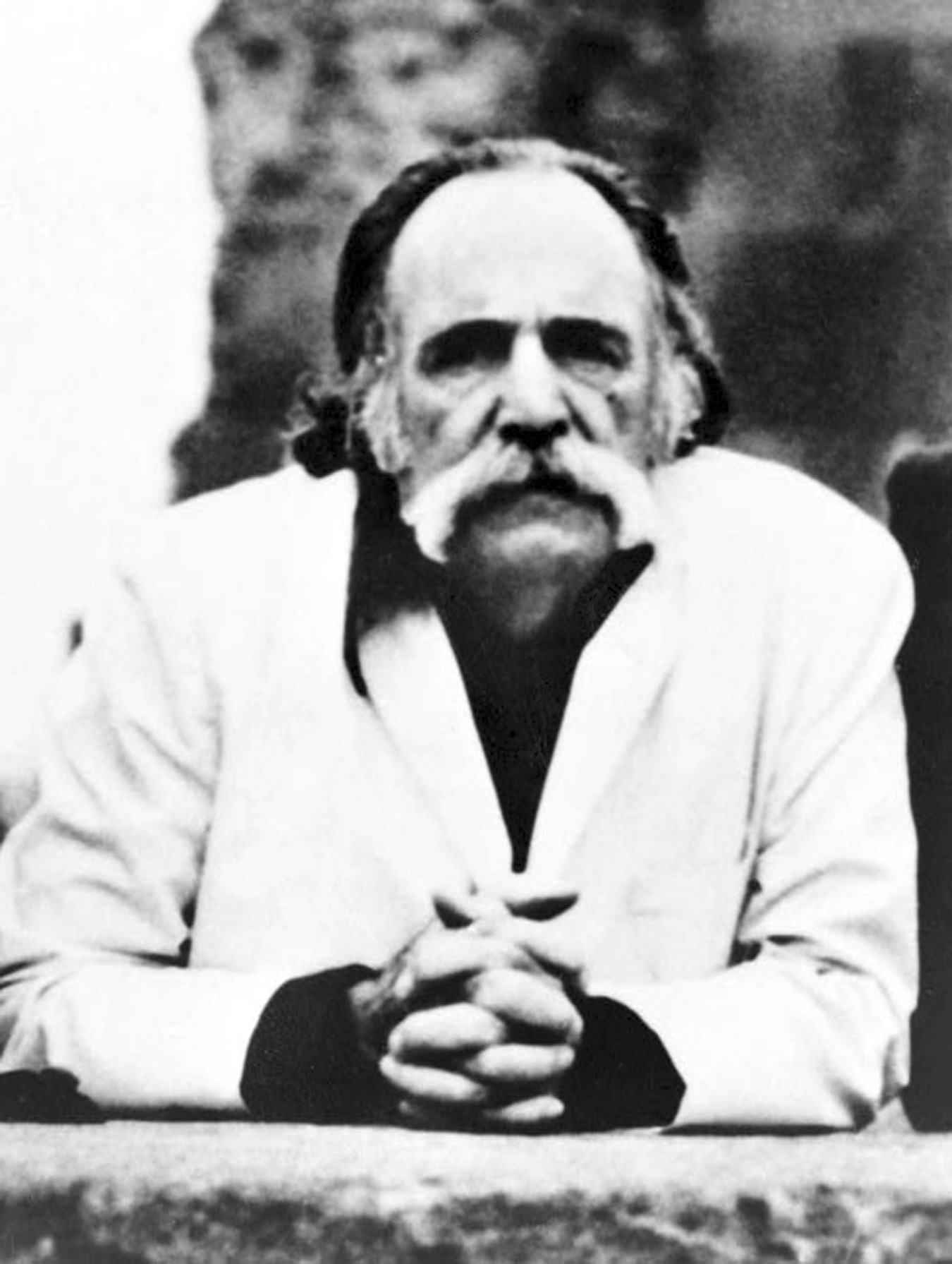 Portrait of William Saroyan