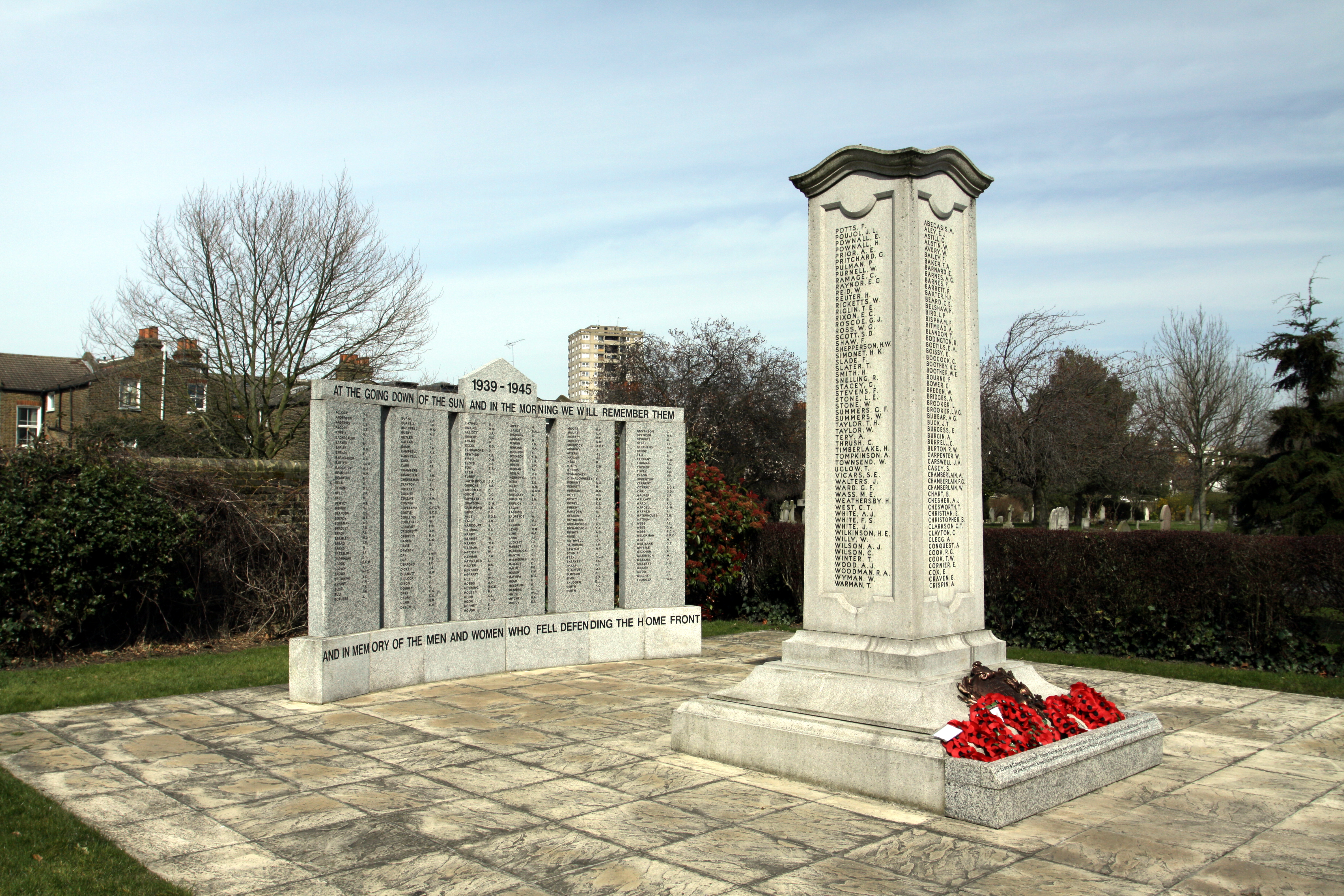 World War One Memorials in London File:world War ii Memorial in