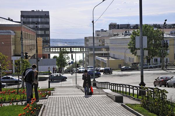 Улица Бородина (Ижевск)
