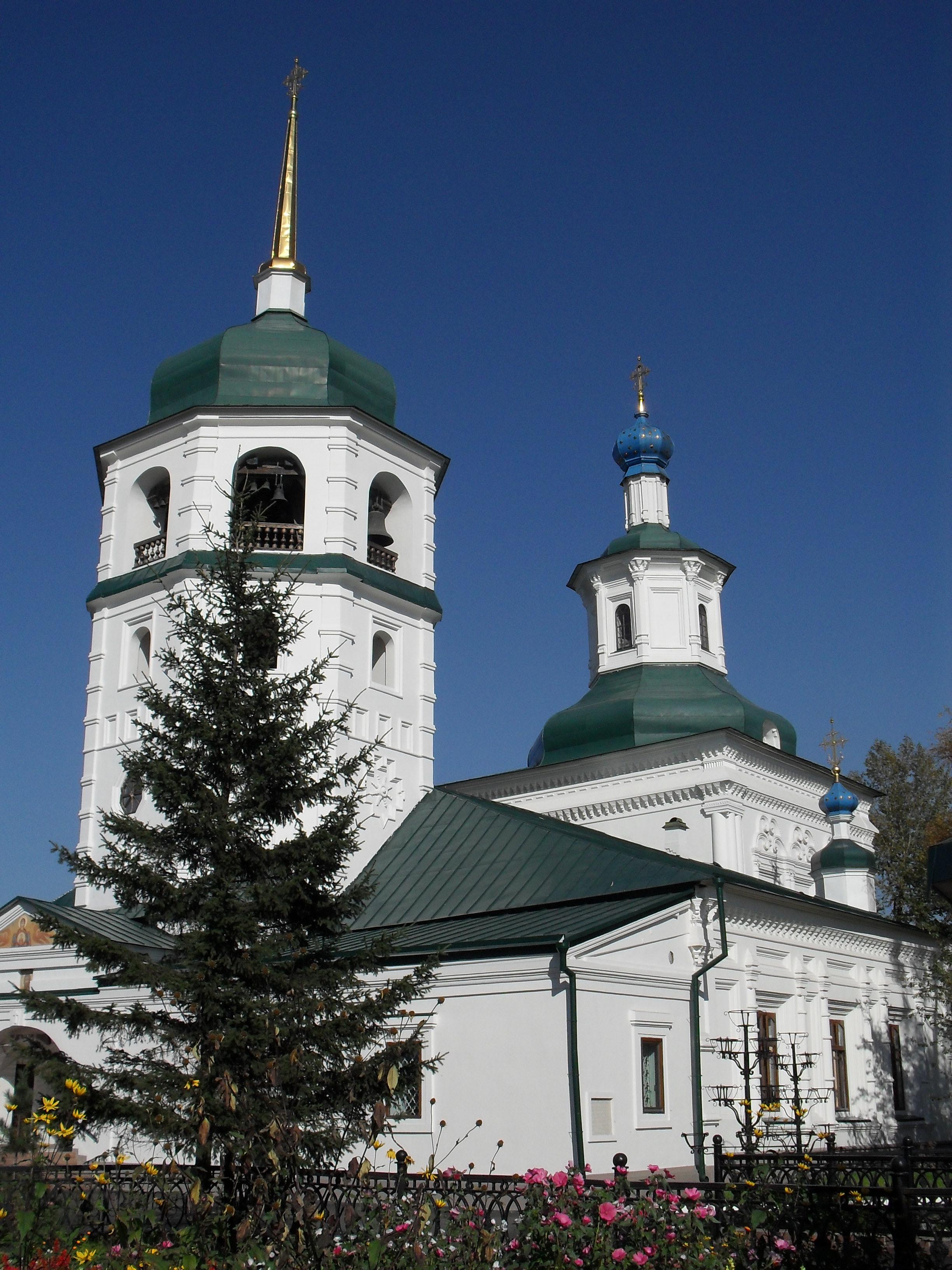 знаменский монастырь иркутск фото внимание
