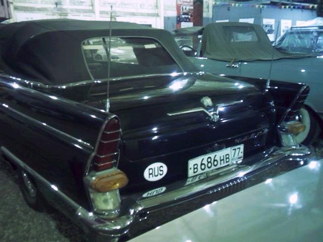 Файл:Фаэтон ГАЗ-13 «Чайка» в «Музее ретроавтомобилей» в Москве.jpg
