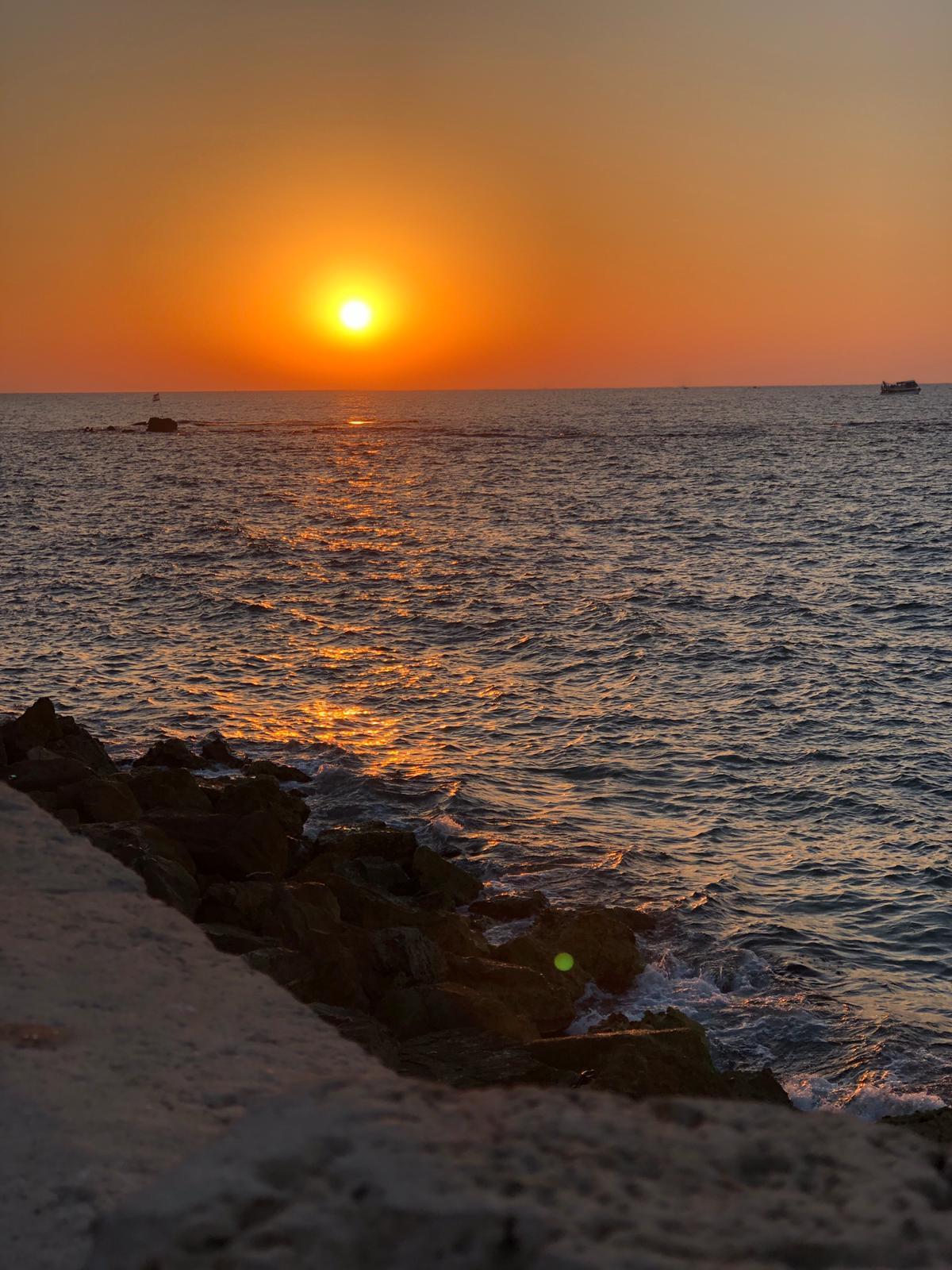 اجمل الصور على البحر وقت 10