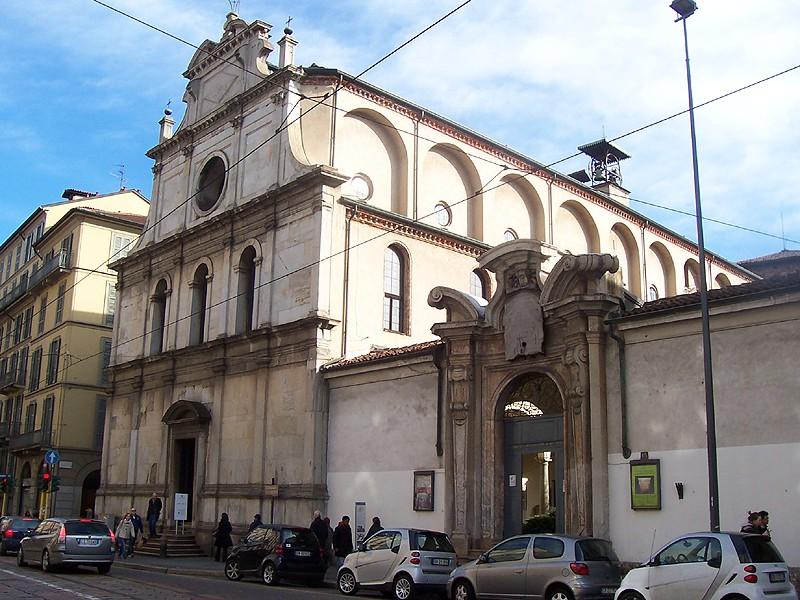 La Credenza San Maurizio Menu : San maurizio al monastero maggiore wikipedia