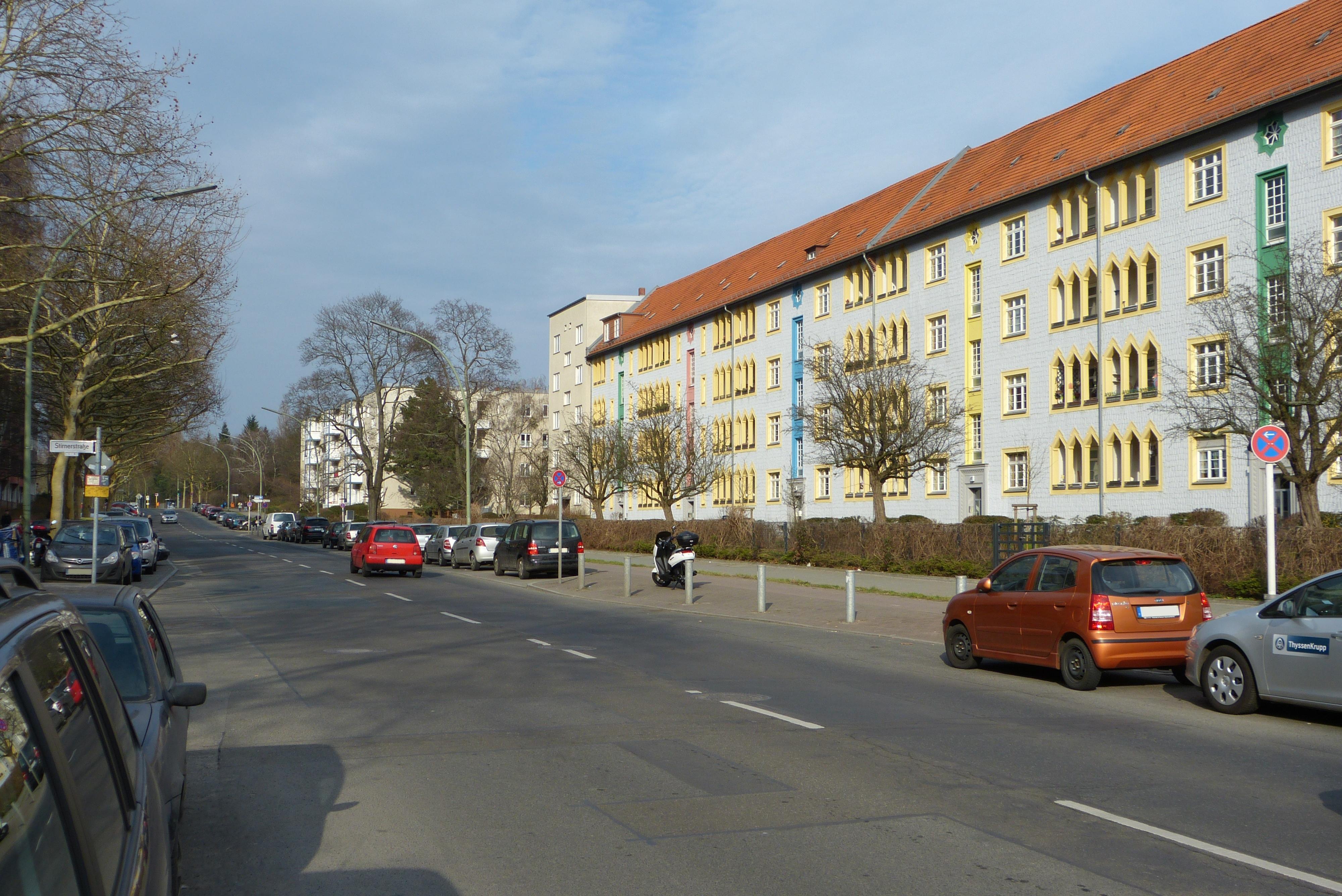 liste der stra en und pl tze in berlin steglitz wikiwand. Black Bedroom Furniture Sets. Home Design Ideas