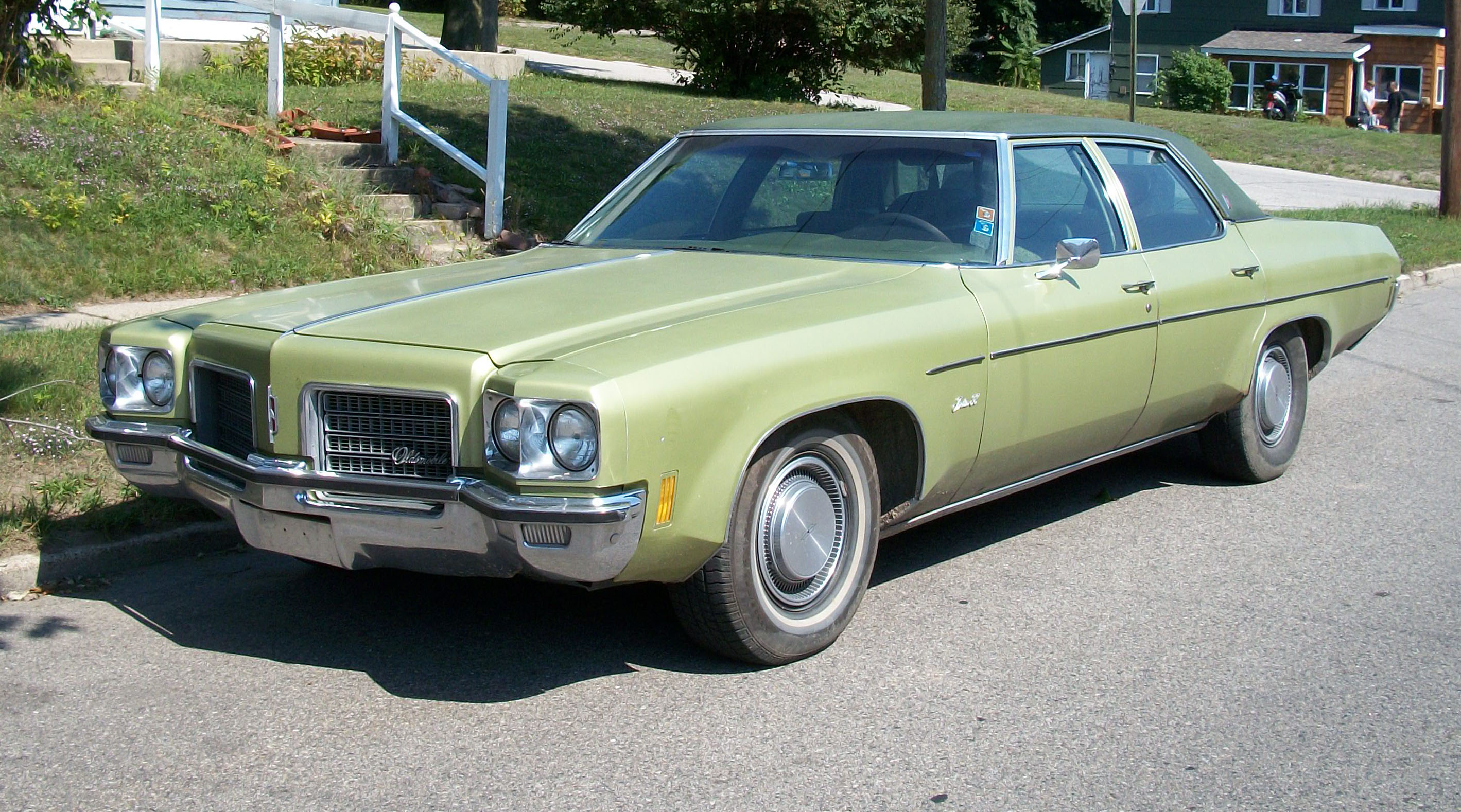 Image result for 1971 oldsmobile delta 88