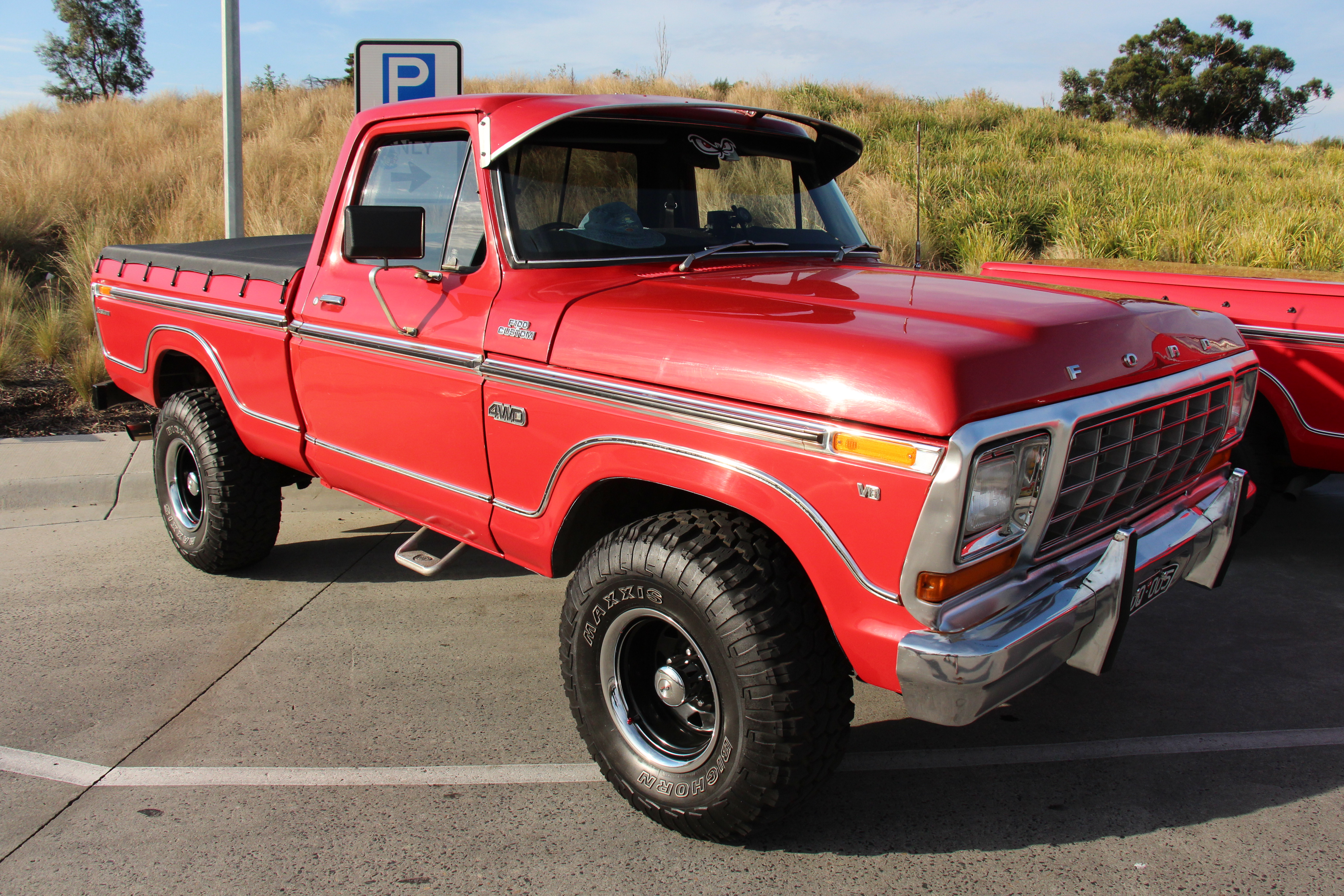 1979 Ford F100 Ranger Autos Post