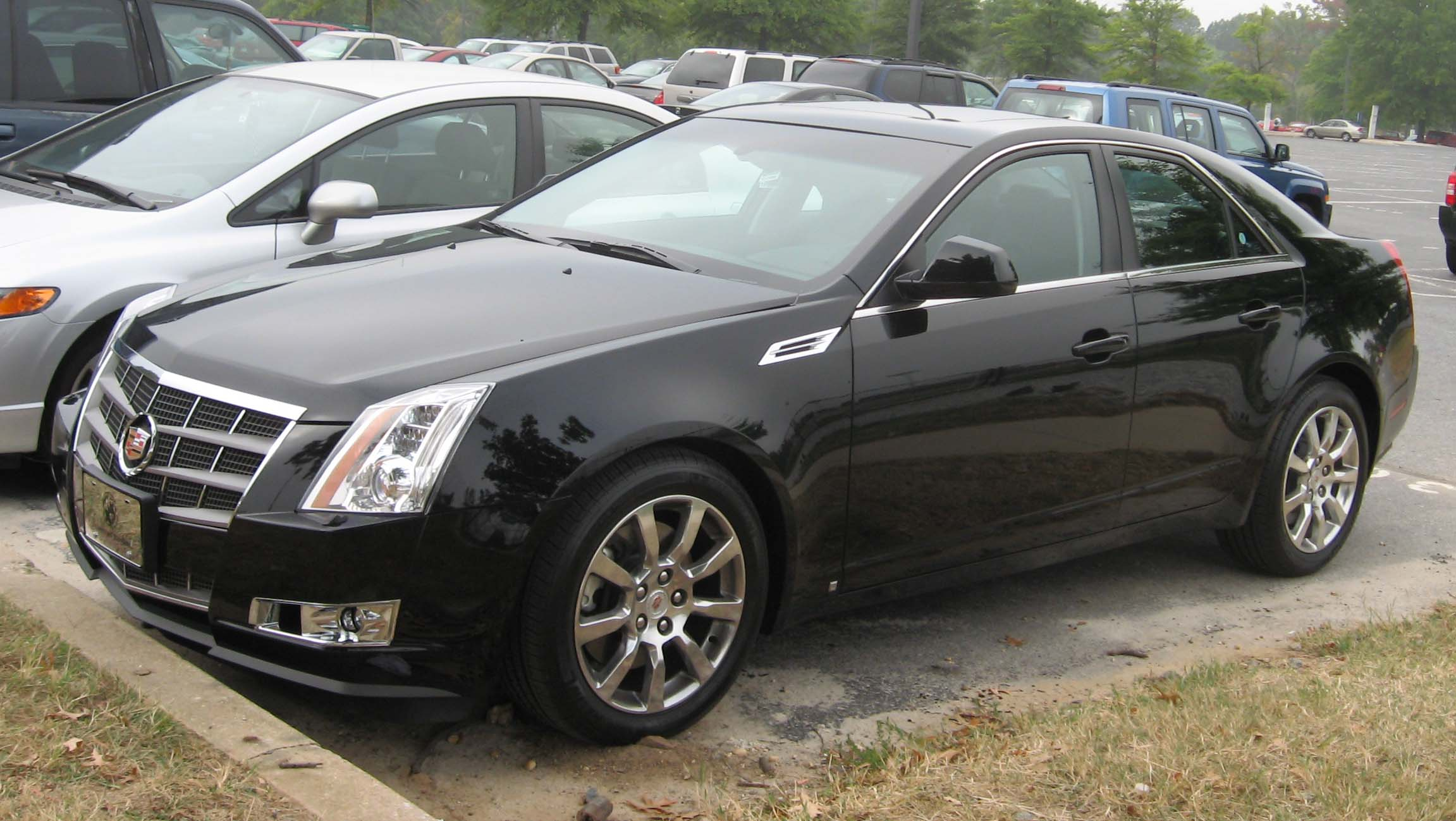 File 2008 Cadillac Cts4 1 Jpg Wikimedia Commons