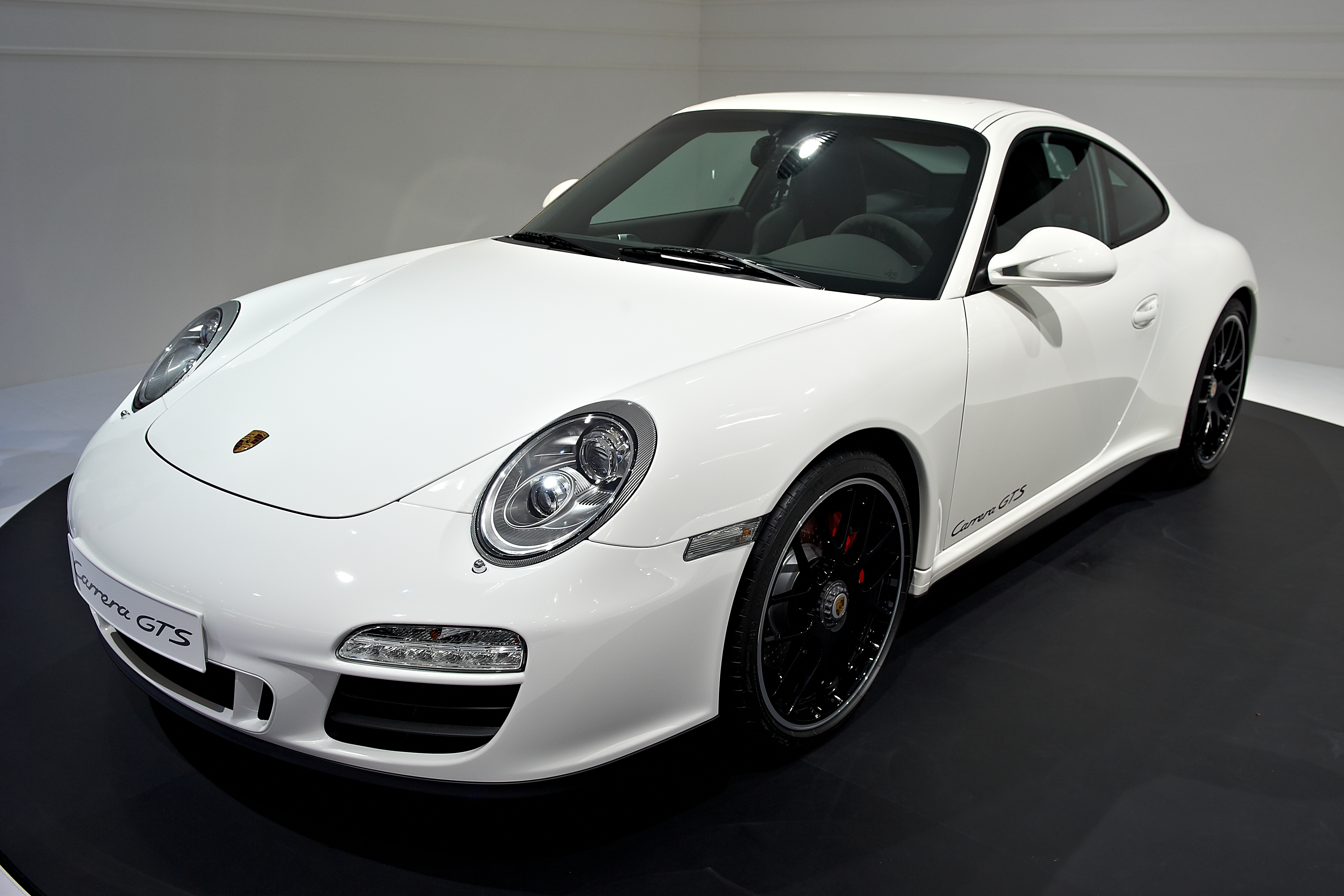 Porsche 997 Interior Modifications