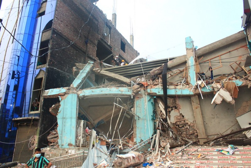 2013 savar building collapse