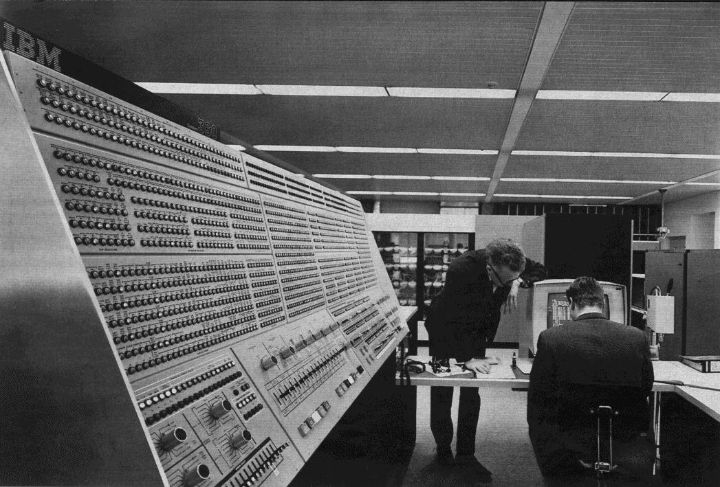 IBM System/360 Model 91 - Wikipedia
