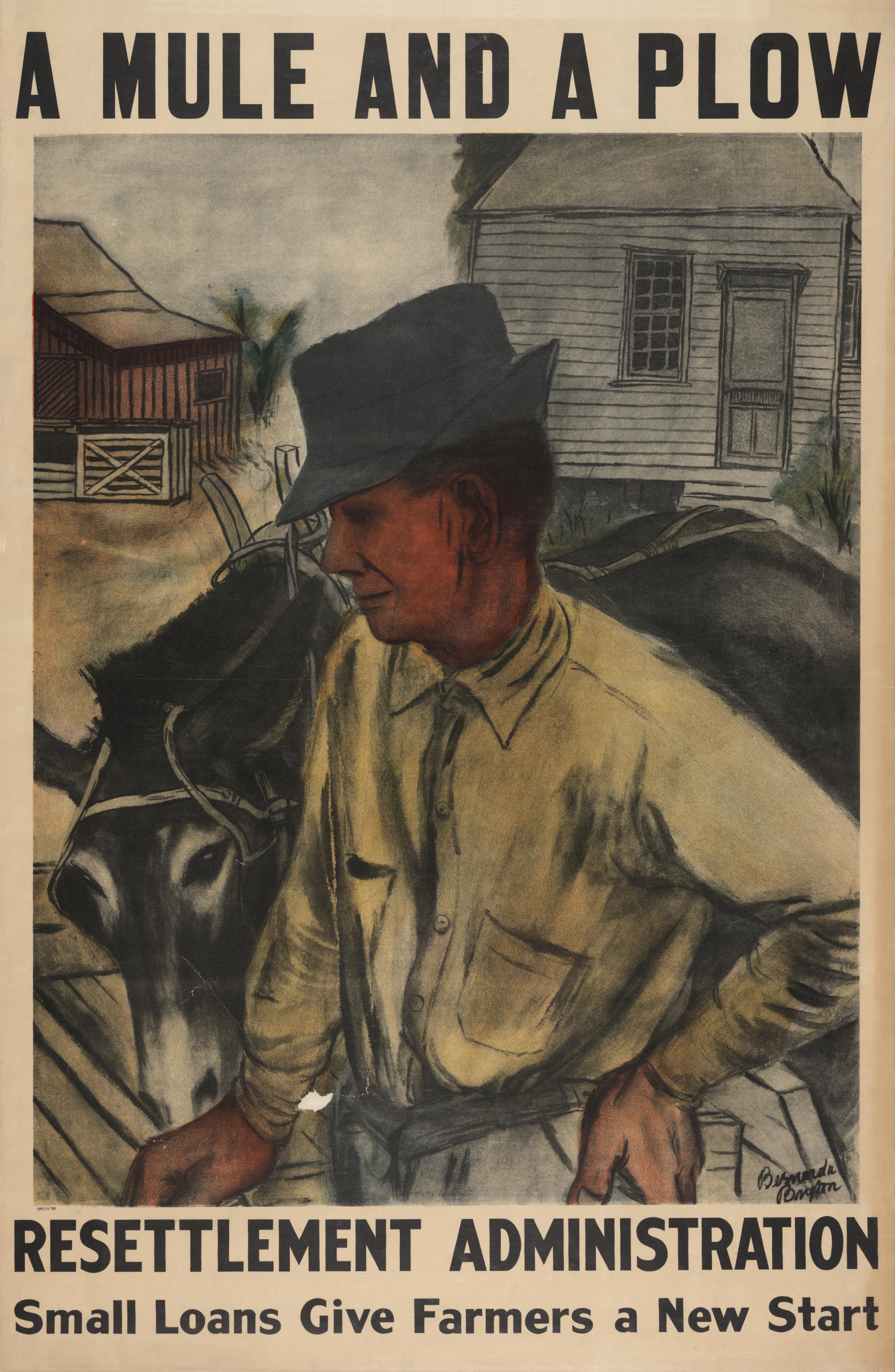 Resettlement Administration, 1935