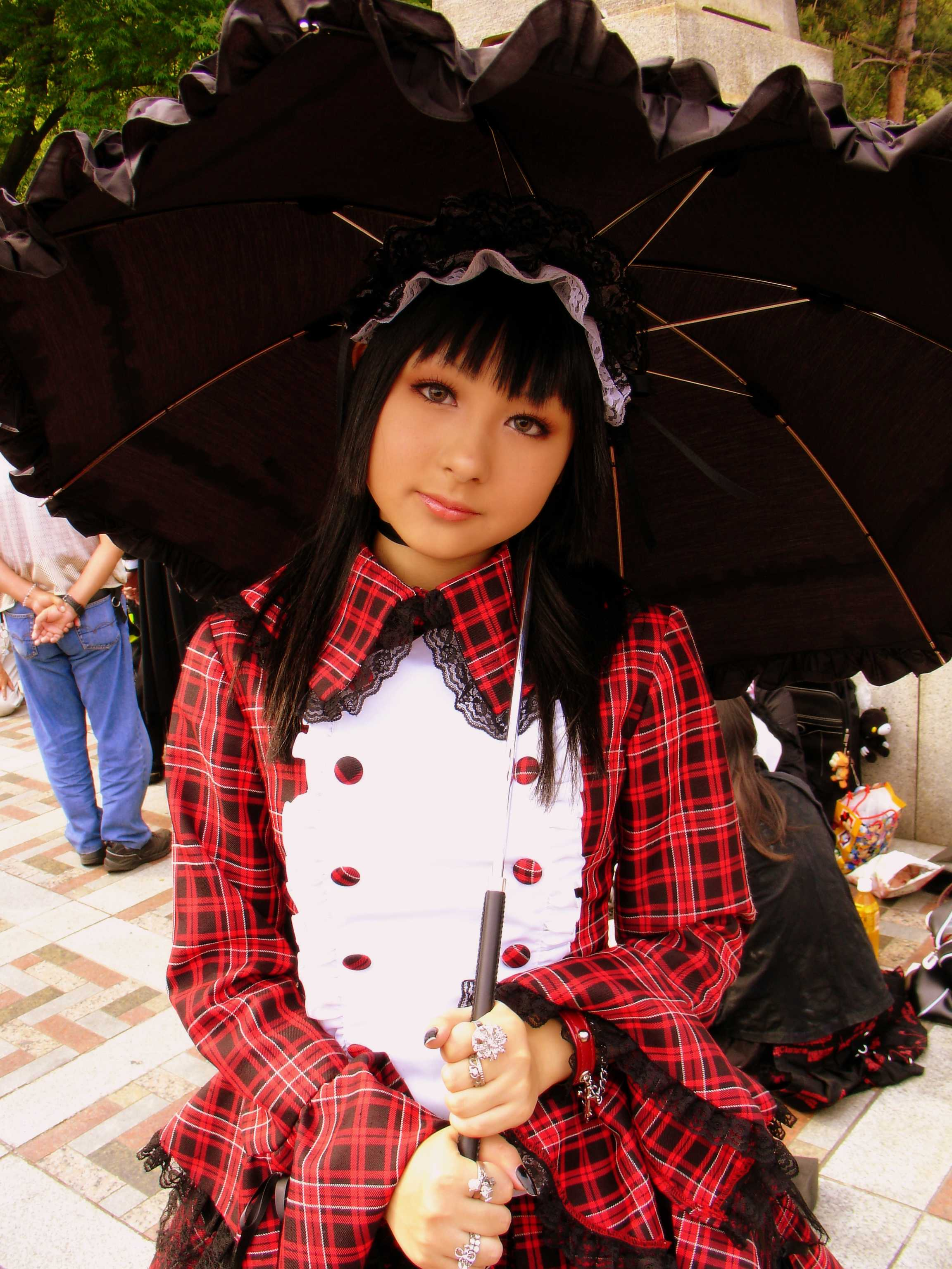 Descripción A girl with a lolita fashion.jpg