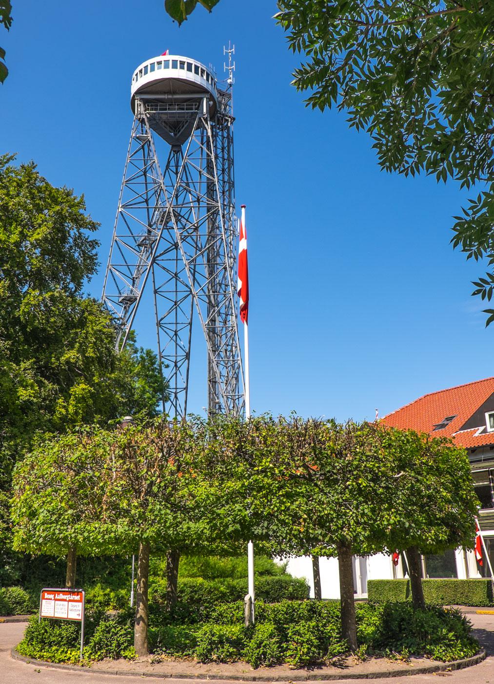 Aalborgtårnet - Wikipedia, den frie encyklopædi