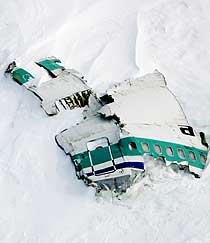 Air New Zealand Flight 901 November 1979 aviation accident in Antarctica