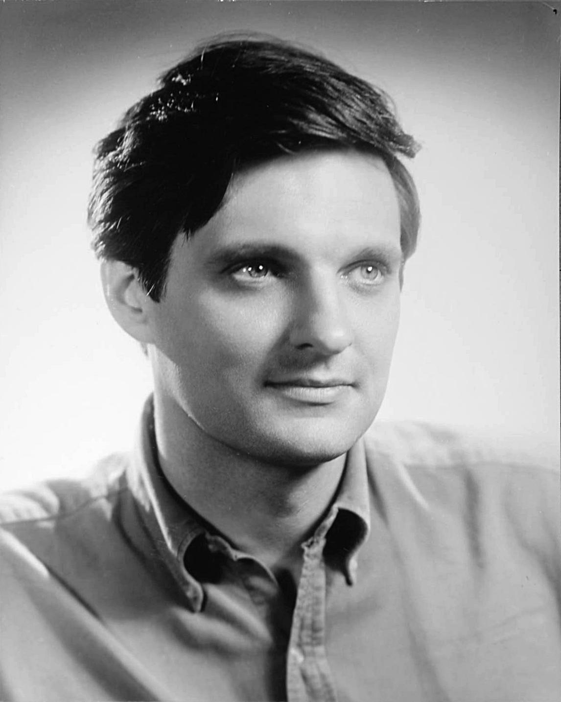 Alan Alda circa 1960s