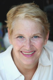 Portrait of Annie Dillard